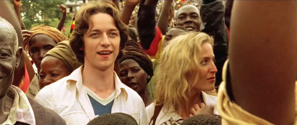 essay on the last king of scotland Based on the novel by giles foden, the last king takes a fictional protagonist, nicholas (james mcavoy), and slots him into an historical document of amin's regime, the young, scottish doctor.